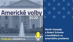PODCAST: Americké volby pro začátečníky. Kdo jsou kandidáti na prezidenta USA?