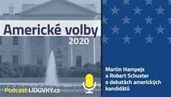 Americké volby pro začátečníky. Jak důležité jsou televizní debaty kandidátů?