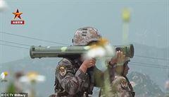Čína zbrojí poblíž Tchaj-wanu, její armáda už provedla simulaci invaze. Jen krůček od útoku, říká bývalý generál