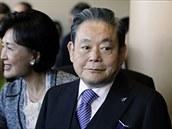 Ve věku 78 let zemřel předseda skupiny Samsung a nejbohatší muž Jižní Koreje I Kun-hi