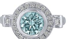 Česká klenotnická firma prodala modrý diamant za pět milionů korun