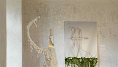 RECENZE: I sinice mohou být krásné. Johana Střížková se představuje hned na dvou výstavách