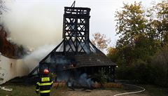 Policie hledá svědky požáru kostela svatého Michala. Zajímají ji fotografie i videa