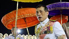 Thajský král vládne z Bavorských Alp. Berlínu ale dochází trpělivost, jeho vykázání žádá i veřejnost