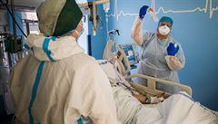 Kraje žádají obnovení zákazu návštěv v nemocnicích, je to pro ně další zátěž