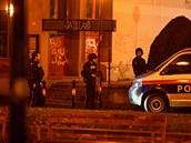 Policie zadržela muže podezřelého z příprav loňského teroristického útoku ve Vídni