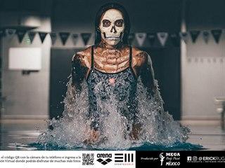 Pandemické Dušičky v Mexiku