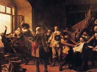 Z kanceláře je po hlavě vyhodili, do měkkého rozhodně nespadli. Co předcházelo stavovskému povstání?