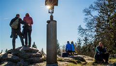 V Česku padaly teplotní rekordy. Nejtepleji bylo na Znojemsku, naměřili zde téměř 14 stupňů