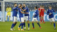 Schalke remizovalo s Unionem Berlín a odrazilo se ode dna bundesligové tabulky
