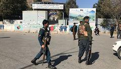 Masakr na kábulské univerzitě, při střelbě zemřelo 22 lidí, další byli zraněni. K útoku se přihlásil Islámský stát