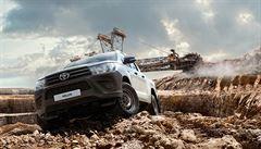 Obrana koupí až 1200 terénních vozidel Toyota Hilux. Armádu to vyjde na asi miliardu korun