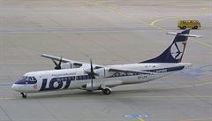 Polský LOT dočasně zavádí lety mezi Prahou a Ostravou. Cena letenky začne na 770 korunách