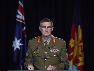 Šéf australských obranných sil Angus Campbell ve čtvrtek připustil, že existují...