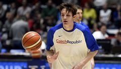 Krejčí byl jako pátý Čech v historii draftován do NBA, míří do Oklahomy