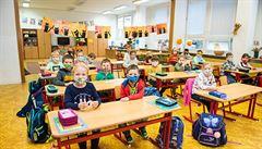 Školy budou od 4. ledna fungovat v nejvyšším stupni PES. Do lavic usednou jen žáci 1. a 2. tříd