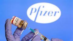 Prodloužení intervalu mezi dávkami vakcíny Pfizer na 12 týdnů vytváří větší imunitu, vyplývá ze studie