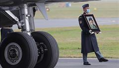 Zeman udělí vyznamenání in memoriam vojákyni Tiché, která zemřela při pádu vrtulníku na Sinaji