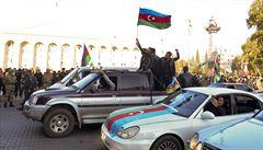 Nové vlajky nad Karabachem. Ázerbájdžánská armáda převzala kontrolu nad strategicky klíčovou oblastí