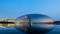 Jak chce Čína ohromovat svět. Tvarově nejzajímavější operní koncertní domy najdeme v Pekingu