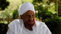 Po nákaze koronavirem zemřel súdánský expremiér Mahdí, poslední demokraticky zvolený šéf vlády