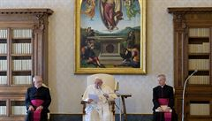 Vatikán popřel, že papež František 'olajkoval' fotografii brazilské modelky na Instagramu