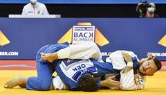 Krpálek na medaili z domácího ME nedosáhl, český judista prohrál v boji o bronz s Tušišvilim