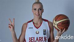 Dva týdny bez matrace, teplé vody i toalety. Basketbalistka Levčenková popsala běloruské vězení