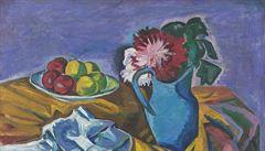 Obraz od Kubišty se vydražil za 17 milionů korun. Sběratelé v aukci utratili více než 66 milionů