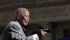 Zemřel jediný černošský starosta New Yorku Dinkins. Bylo mu 93 let