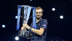 Na tenis jde jako šachový mistr. Medveděv je v žebříčku ATP už na druhém místě