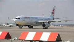 Budoucnost přímých letů z Prahy do Číny je nejistá. Na příští rok zatím není potvrzeno obnovení jediné linky