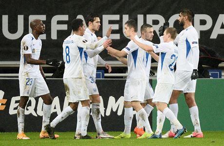 Gent - Liberec 1:2. Severočeši se nevzdali, přesto o postup ze skupiny přišli