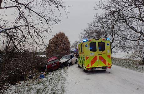 Středočeští silničáři kvůli poruchám někde do sněhu nevyjeli, padnou za to pokuty