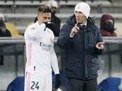 Zidane po nečekané prohře v LM: Rezignovat nebudu, těžké časy tu pro Real byly a budou