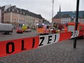 V německém Trevíru najelo auto na pěší zónu. Zemřelo pět lidí, řidič byl podle státního zástupce opilý