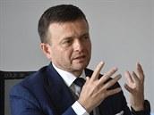 Spolumajitel Penty Haščák se po úterním zadržení vzdal výkonných pozic ve skupině