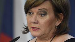 Schillerová: Vláda zvažuje zvýšení přídavků na děti. Podrobnosti ale neuvedla