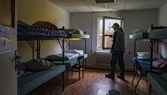 V Praze se otevřely noclehárny pro lidi bez domova, míst je více než loni