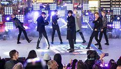 Úspěch jihokorejské skupiny v Americe změnil zákon. Popoví zpěváci si budou moci odložit vojenskou službu