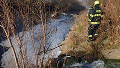 Teď je to nejstřeženější řeka, říká ministr Brabec o Bečvě. Inspektoři podle něj postupovali po nehodě standardně