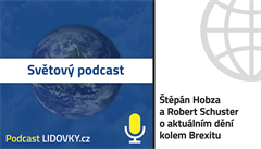 Světový podcast: Poslechněte si nový seriál, tento týden do hloubky o brexitu