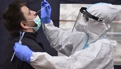 Další oslabení epidemie. V úterý přibylo 475 případů covidu, o 183 méně než před týdnem