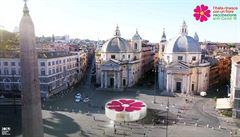 Itálie bude proti covidu očkovat v designových stavbách. Skeptici namítají, že jde o vyhazování peněz