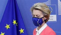 EU podcenila komplikace při výrobě vakcín, přiznala šéfka Evropské komise