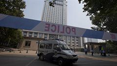 Čína zatkla aktivistu, chtěl znát majetky prominentů