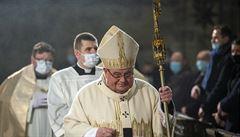 Kardinál Duka nadále podporuje Lipovskou v Radě ČT. K rezignaci ji vyzval biskup Graubner