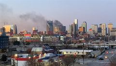 Nashvillem otřásla silná exploze, vybuchl obytný vůz. Šlo o úmyslný čin, tvrdí policie
