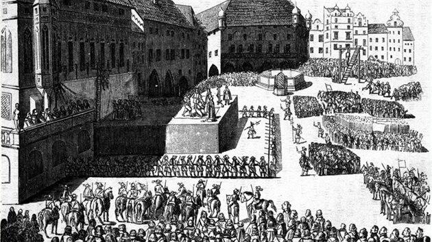Bílá hora 400 let poté: Divadlo hrůzy jako varování. K hrdelnímu trestu bylo odsouzeno 28 mužů