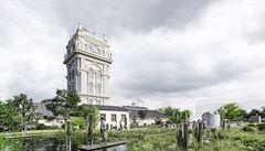 Jak bude vypadat osvětové centrum Hydropolis? Podívejte se na vizualizace proměny Vinohradské vodárny